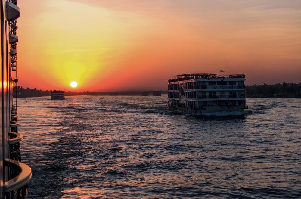 I03 auf dem Nil / on the Nile