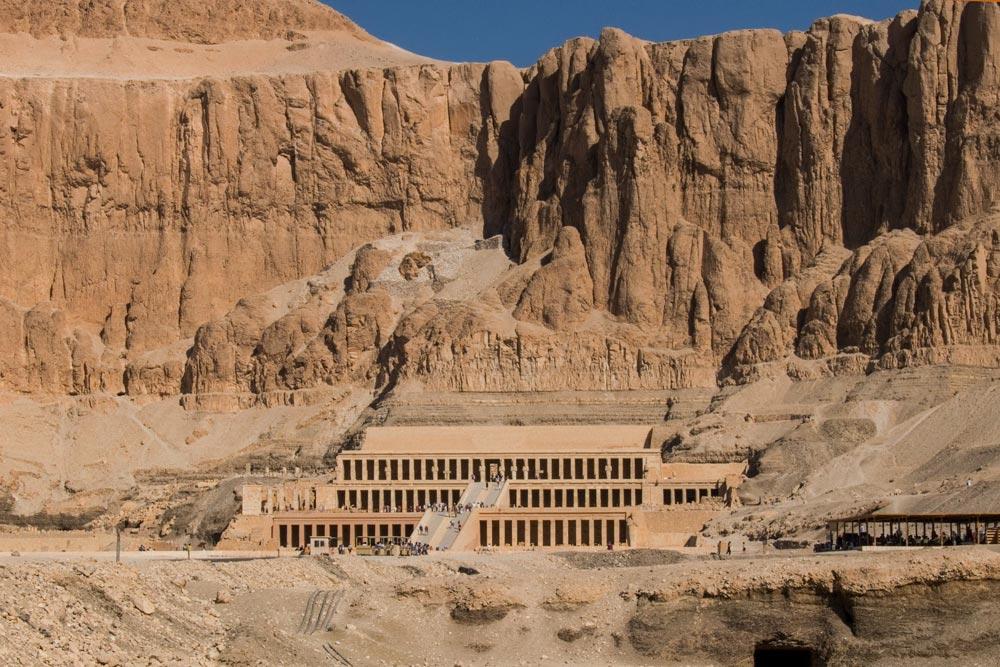 I14 Gedächtnistempel Hatschepsut / memory temple Hatshepsut