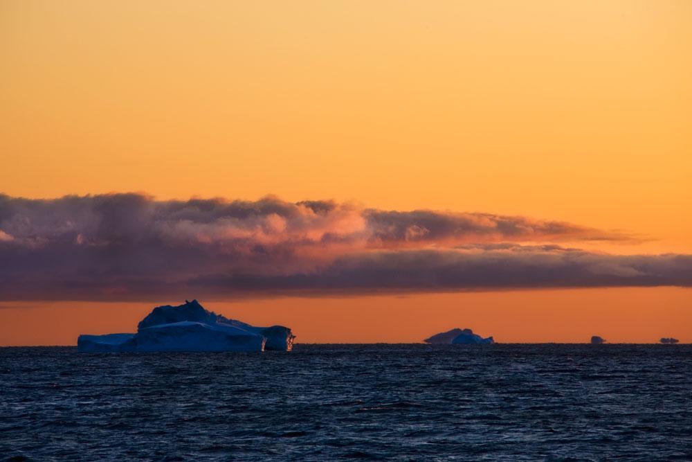 GR52 Sonnenaufgang / sunrise