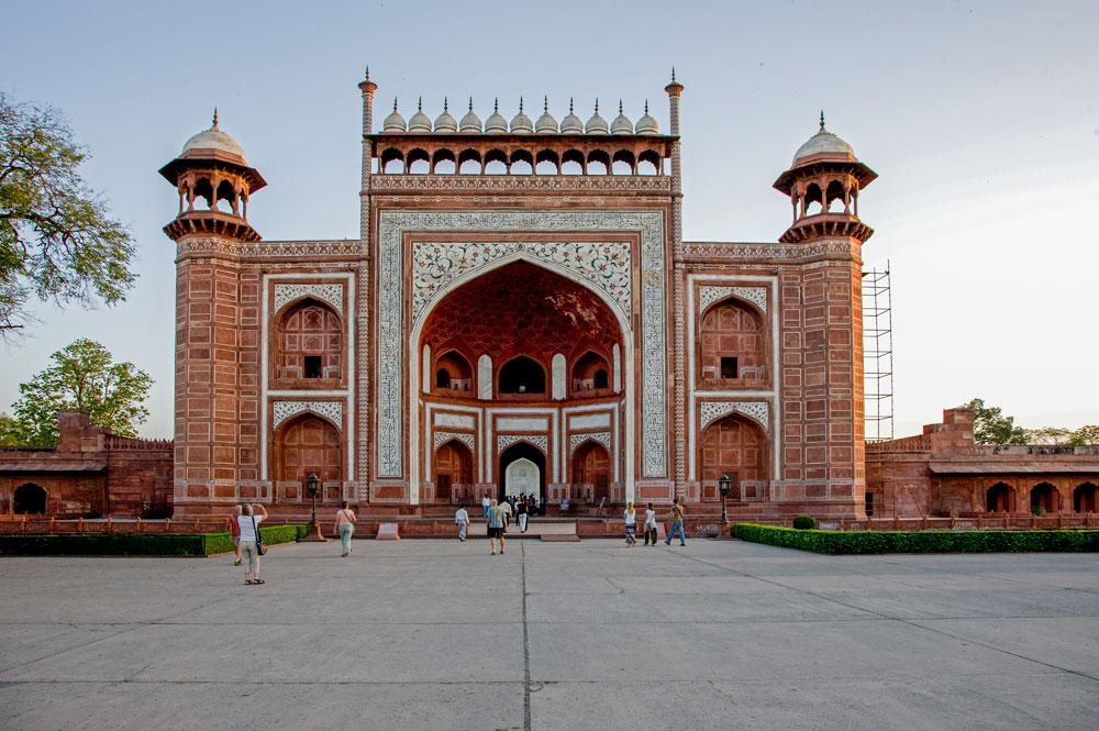 IN084 Taj Mahal