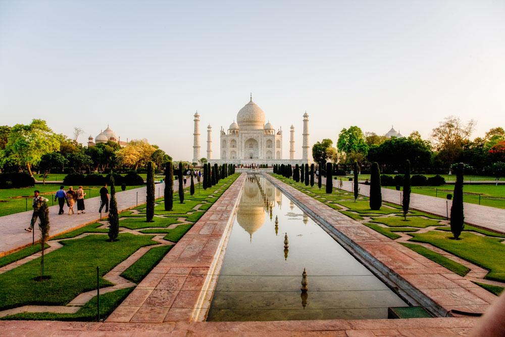 IN087 Taj Mahal