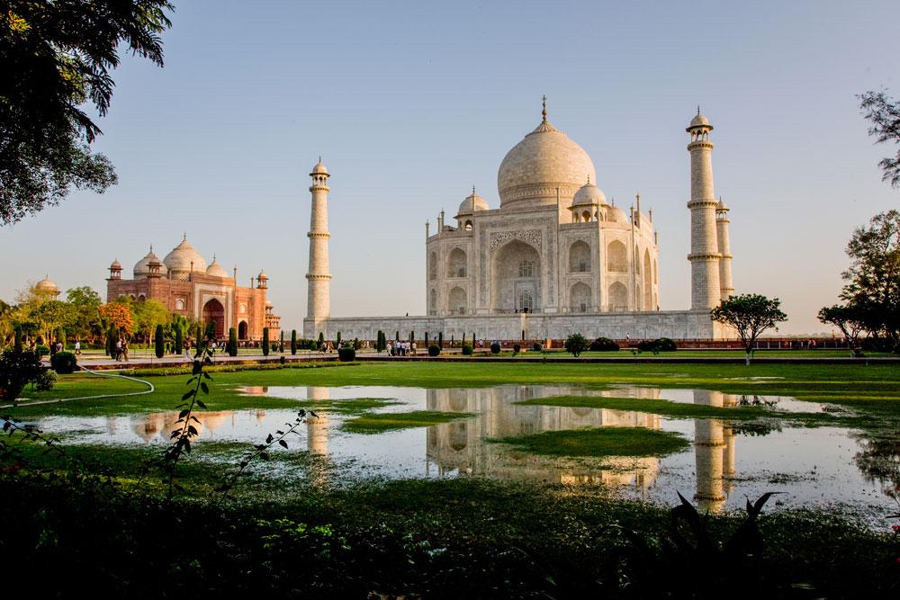 IN088 Taj Mahal