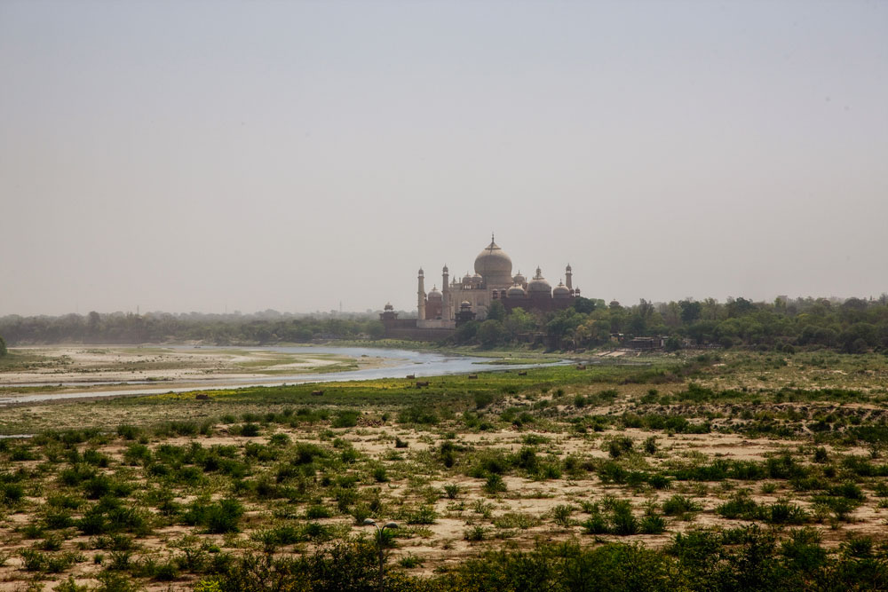 IN092 Taj Mahal