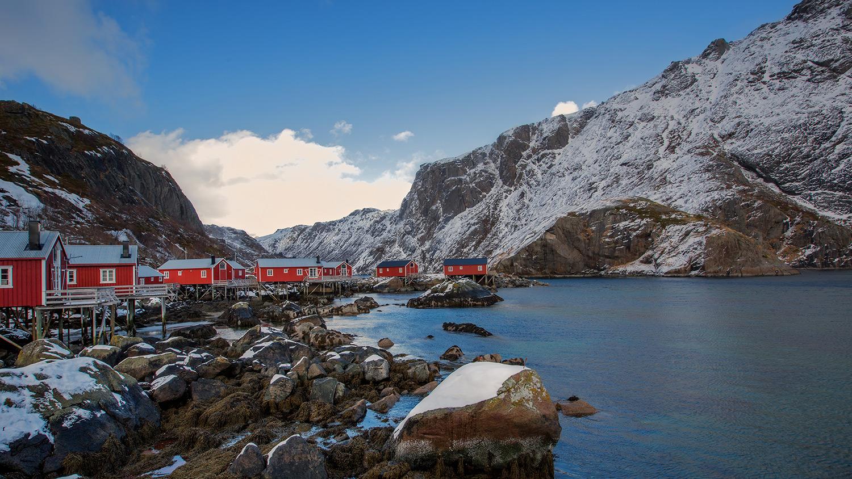 LOF38 Nusfjord