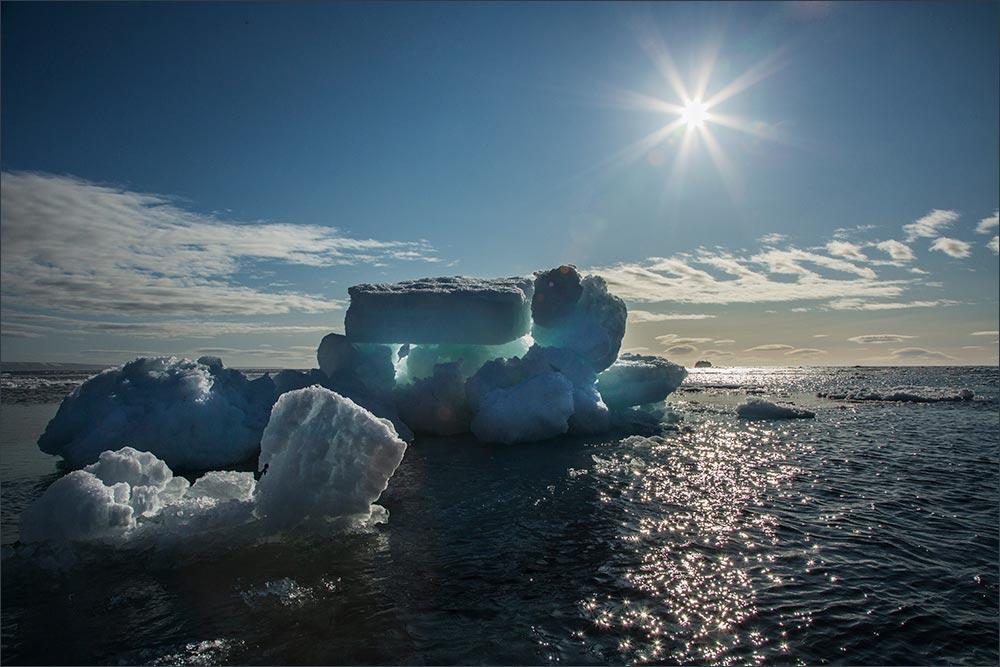 SP133 Eisberg / iceberg